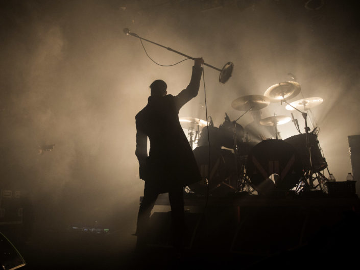 Marilyn Manson at the Showbox in Seattle, WA on March 26, 2015.