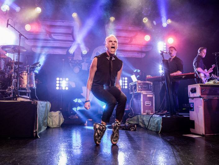 Neon Trees at the Showbox in Seattle, WA on June 6, 2015.