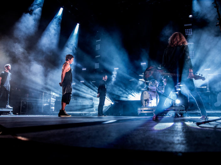Third Eye Blind at Marymoor Park in Redmond, WA on July 22, 2015.