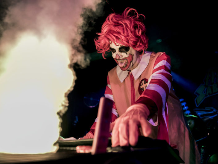 Mac Sabbath at El Corazon in Seattle, WA on August 14, 2015.