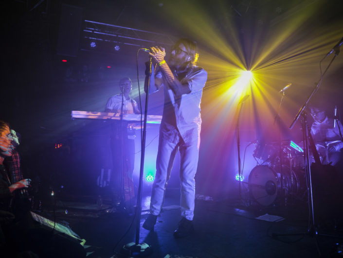 EL VY at Neumos in Seattle, WA on November 4, 2015.
