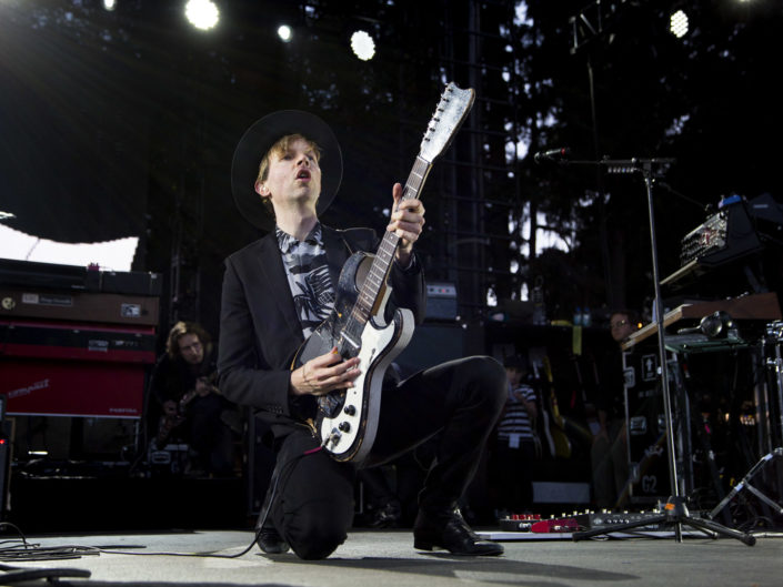 Beck at Marymoor in Redmond, WA on August 20, 2014.