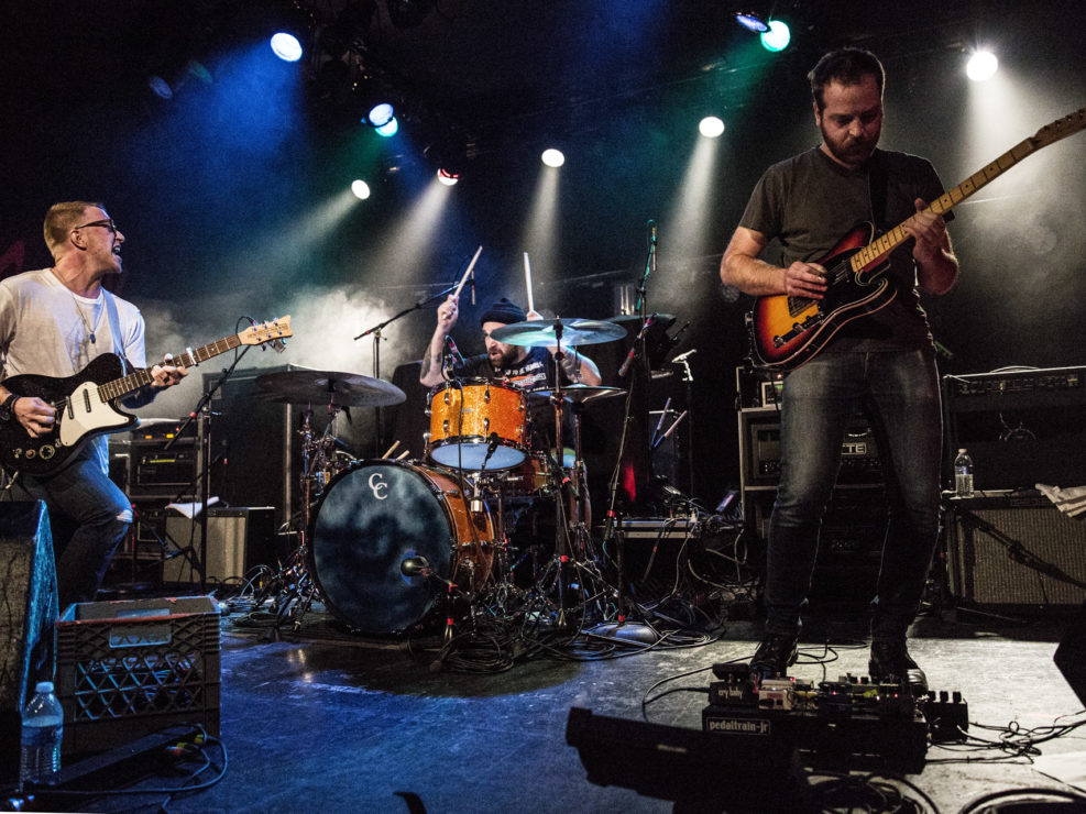 The Weather at the Showbox in Seattle, WA on October 13, 2014.